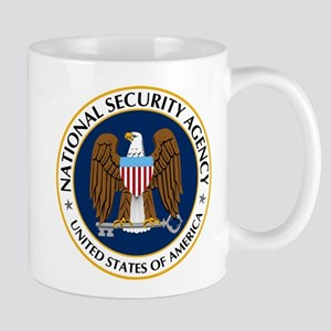 National Security Agency Mug Mugs